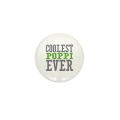Coolest Poppi Mini Button (10 pack)