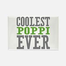 Coolest Poppi Rectangle Magnet