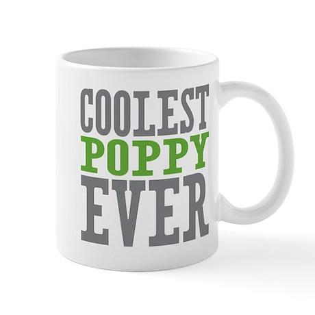 Coolest Poppy Mug