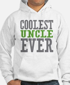 Coolest Uncle Jumper Hoody