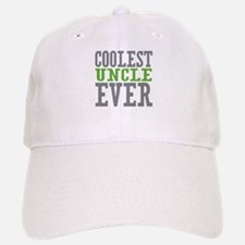 Coolest Uncle Baseball Baseball Cap