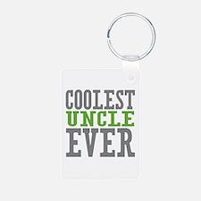 Coolest Uncle Keychains