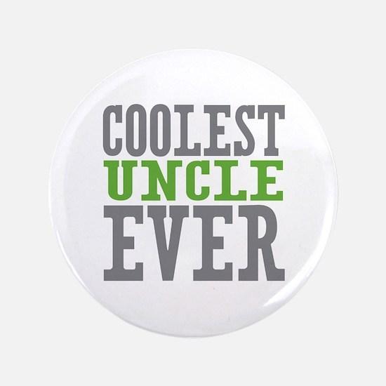 """Coolest Uncle 3.5"""" Button"""