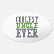 Coolest Uncle Decal