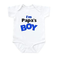 I'm Papa's Boy Infant Creeper