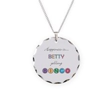 Betty BINGO Necklace