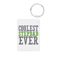Coolest Stepdad Keychains