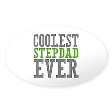 Coolest Stepdad Decal