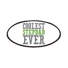 Coolest Stepdad Patches