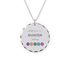 Amanda BINGO Necklace