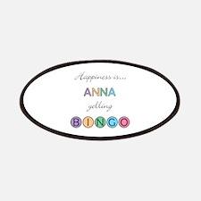 Anna BINGO Patch