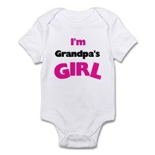 I'm Grandpa's Girl Infant Creeper