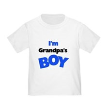 I'm Grandpa's Boy T