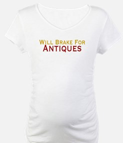 Will Brake For Antiques Shirt
