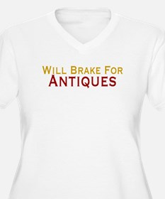 Will Brake For Antiques T-Shirt