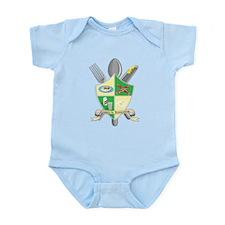 Champion of Breakfast Infant Bodysuit