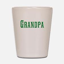 Grandpa Shot Glass