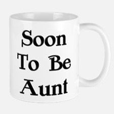 Soon To Be Aunt Mug