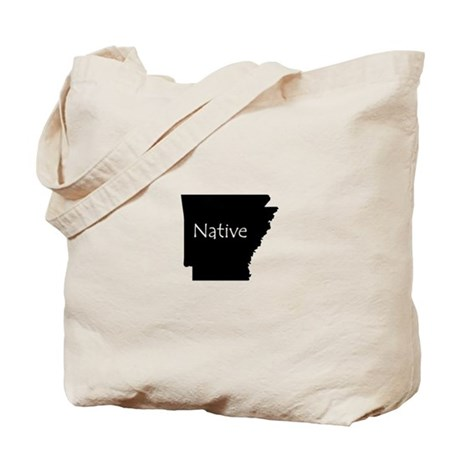 Arkansas Native Tote Bag