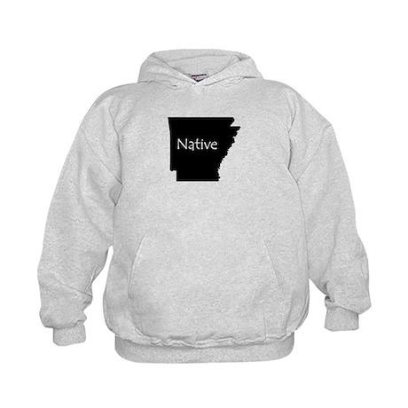 Arkansas Native Kids Hoodie