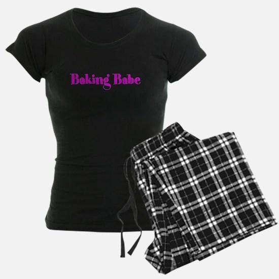 Baking Babe Pajamas