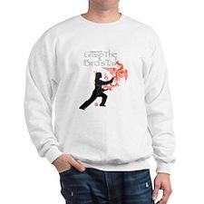 Tai Chi Fire Phoenix Wms Sweatshirt