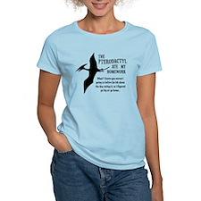 Pterodactyl Ate My Homework T-Shirt