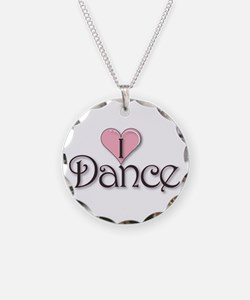 I Dance Necklace