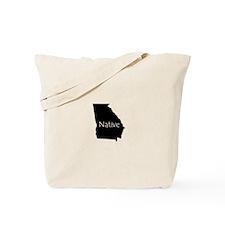 Georgia Native Tote Bag