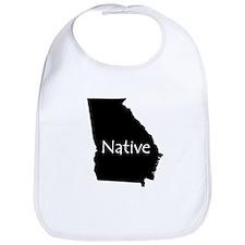 Georgia Native Bib