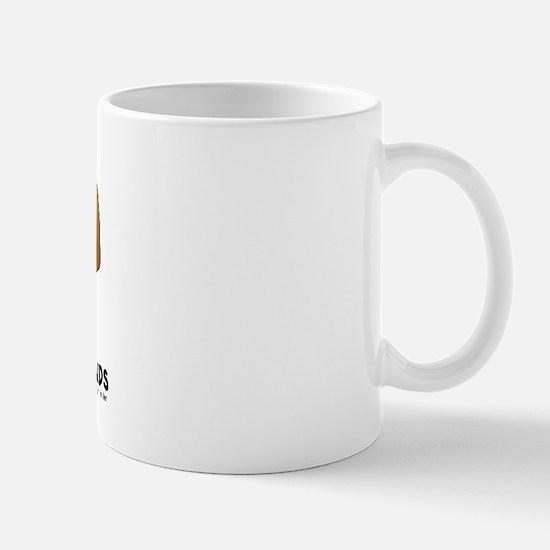 Nothin' Butt Bloodhounds Mug