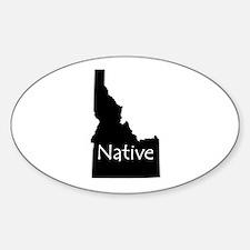 Idaho Native Decal