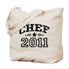 Chef 2011 Tote Bag