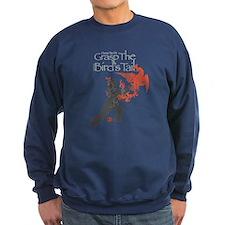 Tai Chi Fire Phoenix Unisex Sweatshirt