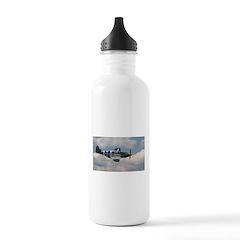 P 51 Mustang Water Bottle
