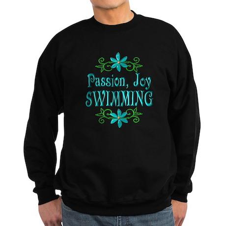 Swimming Joy Sweatshirt (dark)