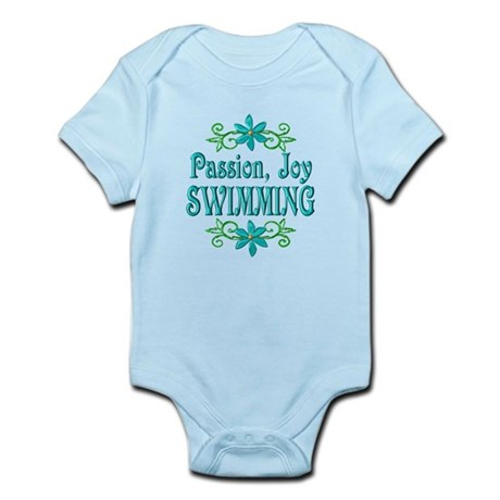 Swimming Joy Infant Bodysuit