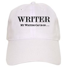 Cute Writer Cap