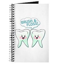 Dentist Dental Hygienist Humor Journal