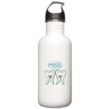 Dentist Dental Hygienist Humor Water Bottle