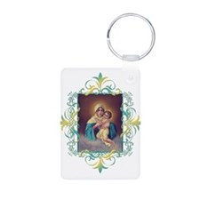 MTA - Our Lady of Schoenst Keychains