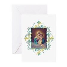 MTA - Our Lady of Schoen Greeting Cards (Pk of 20)