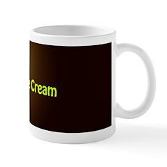Mug: Rocky Road Ice Cream Day