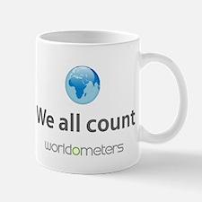 Mug by Worldometers