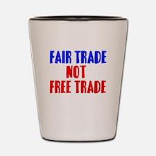 Cute Fair trade Shot Glass