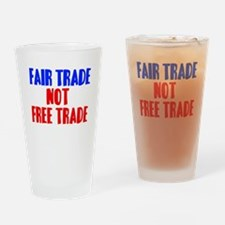 Cute Fair trade Drinking Glass