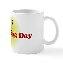 Mug: Egg Day