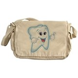 Dental assistant Messenger Bag