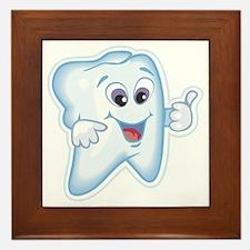 Great Job Dentists Dental Framed Tile