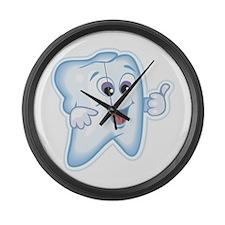 Great Job Dentists Dental Large Wall Clock
